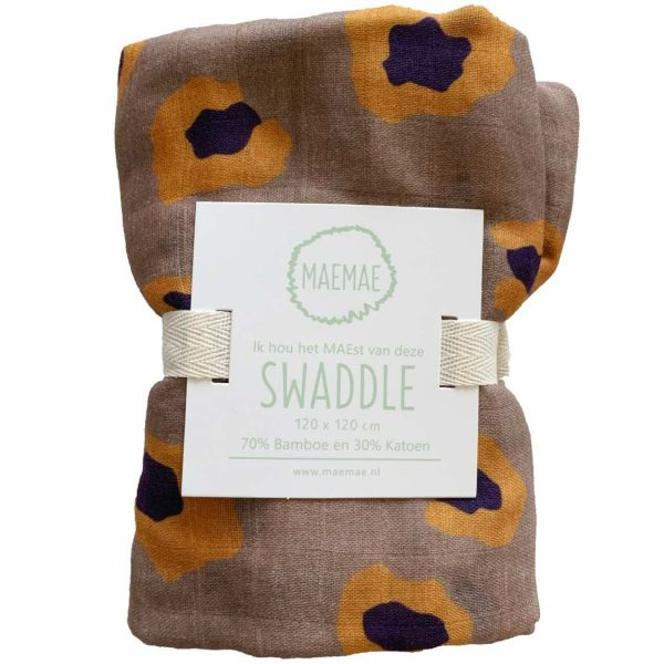 Luipaard Swaddle